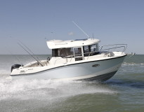quicksilver Pilothouse 755 M/MERCURY F150