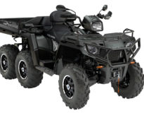 polaris Sportsman 570 6X6 EPS LE
